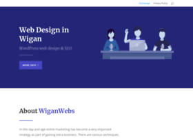 wiganwebs.co.uk