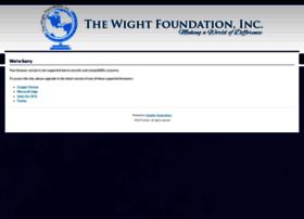 wightfoundation.schooladminonline.com
