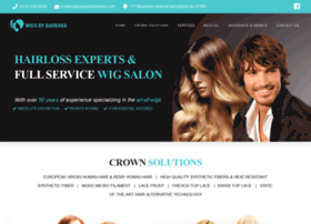 wigsbybarbara.com