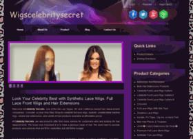 wigscelebritysecret.com