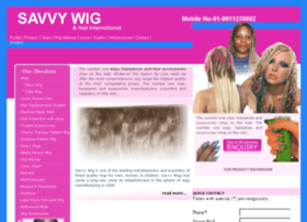 wigsmanufacturerindia.com