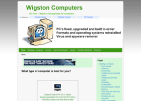 wigstoncomputers.co.uk
