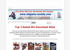 wiigame.weebly.com