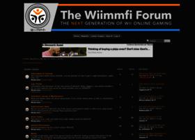 wiimmfi.forumotion.com
