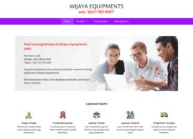 wijayaequipment.com