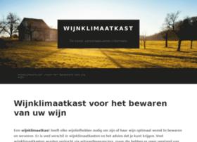 wijnklimaatkast-wijnkoelkast.nl