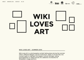 wiki-loves-art.be
