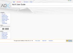 wiki.adxtracking.com