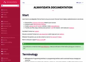 wiki.alwaysdata.com