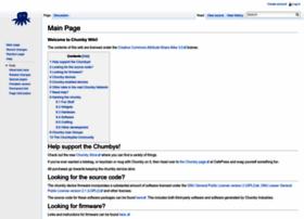 wiki.chumby.com