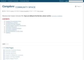 wiki.compiere.com