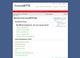 wiki.consolibyte.com