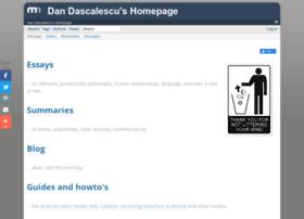 wiki.dandascalescu.com