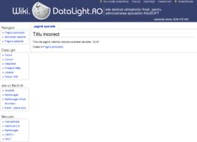 wiki.datalight.ro