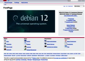 wiki.debian.org