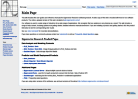 wiki.eigenvector.com