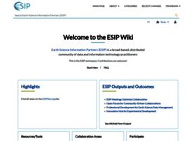 wiki.esipfed.org