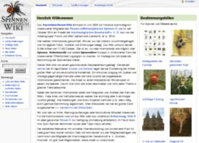 wiki.eu-arachnida.de