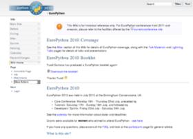 wiki.europython.eu
