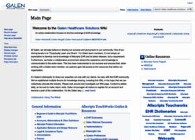 wiki.galenhealthcare.com