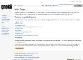 wiki.gnokii.org