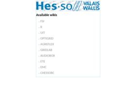 wiki.hevs.ch