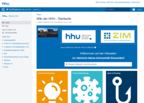 wiki.hhu.de