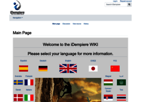 wiki.idempiere.org