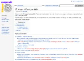 wiki.iitk.ac.in
