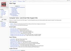 wiki.junkemailfilter.com