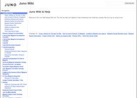 wiki.junowebdesign.com