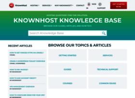 wiki.knownhost.com