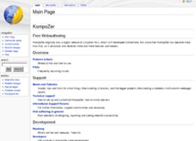 wiki.kompozer.net