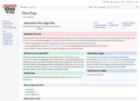 wiki.magicjudges.org