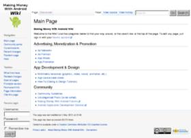 wiki.makingmoneywithandroid.com