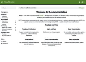 wiki.mate-desktop.org