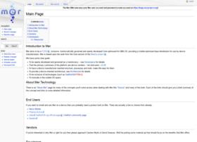 wiki.merproject.org