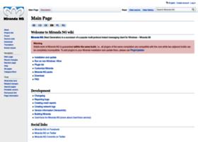 wiki.miranda-ng.org