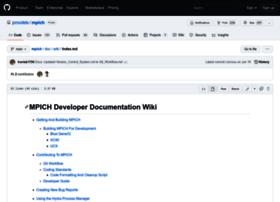 wiki.mpich.org