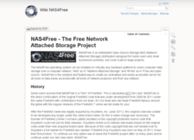 wiki.nas4free.org