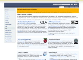 wiki.openlighting.org