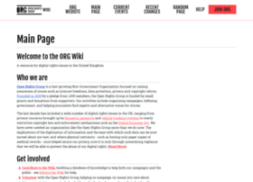wiki.openrightsgroup.org