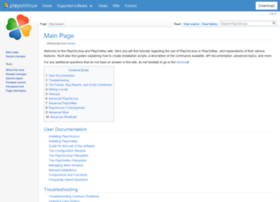 wiki.playonlinux.com