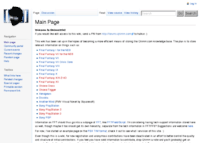 wiki.qhimm.com