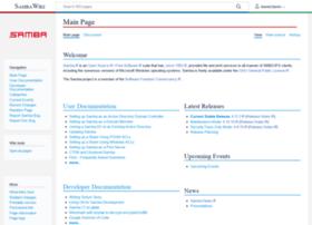 Wiki.samba.org