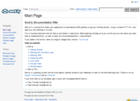 wiki.sent.ly