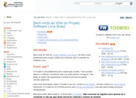 wiki.softwarelivre.org