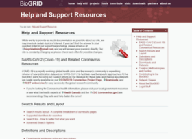 wiki.thebiogrid.org