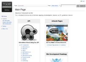 wiki.thegamesdb.net