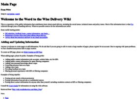 wiki.wordtothewise.com